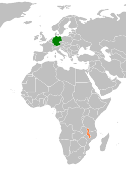 Germany Malawi Locator.png