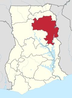 Northern Region (Ghana) Region in Ghana
