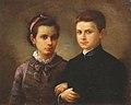 Gheorghe Tattarescu - Copiii pictorului.jpg