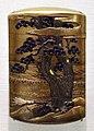 Giappone, inroo in lacca, periodo edo, 18 albero.jpg