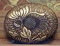 Giappone, periodo edo, netsuke (fermaglio per inroo), xix secolo, 093 fior di loto.jpg
