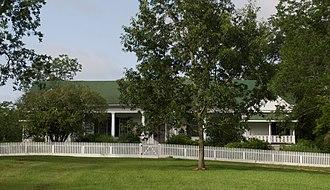 Gibbs House (Gainesville, Alabama) - Image: Gibbs House, Gainesville, AL, 2017 07 01