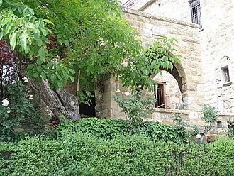 Kahlil Gibran - Gibran's home in Bsharri.