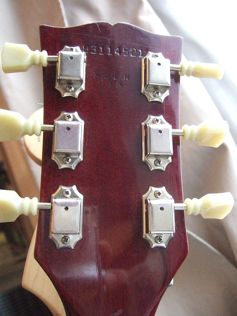 How to Date Gibson Guitars Using Serial Numbers