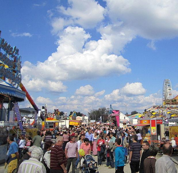 Abensberg Volksfest