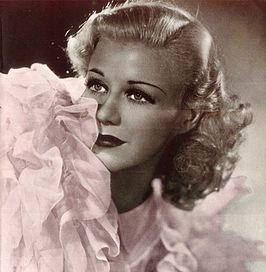 Ginger Rogers