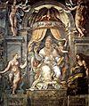 Giovan Francesco penni, ritratto di clemente I come Leone X.jpg