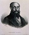 Girolamo Segato. Lithograph by Conti. Wellcome V0005360.jpg