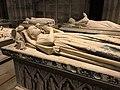 Gisant Philip Dagobert of France Basilique St Denis St Denis Seine St Denis 1.jpg