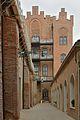 Giudecca edificio Dreher ingresso a Venezia.jpg