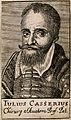 Giulio Casserio. Line engraving, 1688. Wellcome V0001025.jpg