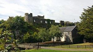 Glanworth - Glanworth Castle