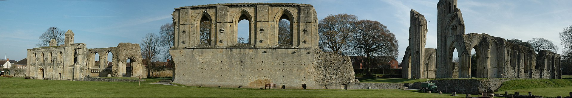 The Subterranean Secrets of Glastonbury Abbey Contributors Features