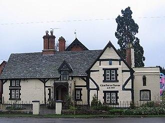 Glen Parva - Glen Parva Manor