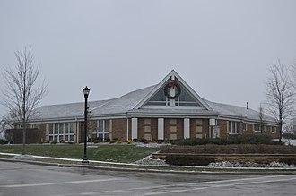 Glenwillow, Ohio - Village Hall