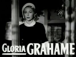 Gloria Graham in The Bad and the Beautiful (1952)