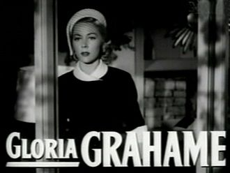 Gloria Grahame - in her Academy Award–winning role in The Bad and the Beautiful (1952)