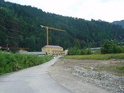 Picture of Kraftwerk Gerlos