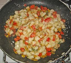 definition of gnocchi
