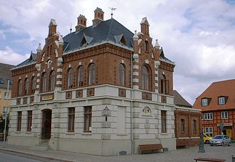 Gnoien - Town hall