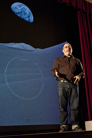 Golan Levin - Golan's lecture at Rocky Mountain College of Art and Design