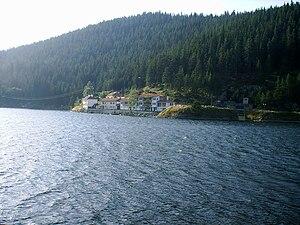 Golyam Beglik - A view of the reservoir
