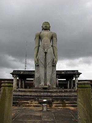 Bahubali - Bahubali monolith of Karkala
