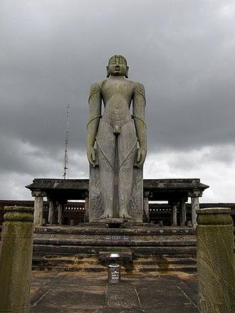 Karkala - Gommateshwara statue at Karkala