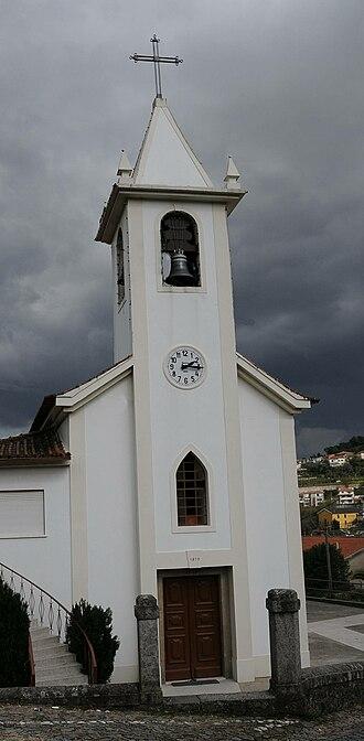 Ferreiros e Gondizalves - Gondizalves Church
