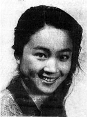 Gong Peng - Gong Peng as a youth