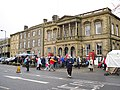 Good Friday gathering outside Skipton Town Hall - geograph.org.uk - 1248656.jpg