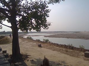 Kushtia District - Gorai river in Kushtia town