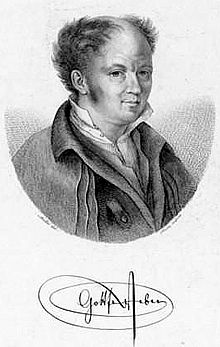 Gottfried Weber (Source: Wikimedia)