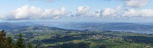 Bellevue; 1,148 m; Gottschalkenberg; Zug; Swit...