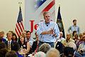 Governor of Florida Jeb Bush at TurboCam, Barrington, New Hampshire on August 39th by Michael Vadon.jpg