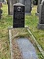 Grab von Rudolf Aksen, Neuer Jüdischer Friedhof Dresden (2).JPG