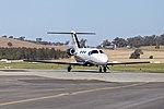 Graham Aviation Cairns (VH-FNI) Cessna 510 Citation Mustang taxiing at Wagga Wagga Airport.jpg