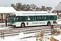 Grand Canyon National Park, Kaibab Rim Route shuttle bus.jpg