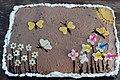 Grandma's birthday cake for granddaughter.jpg
