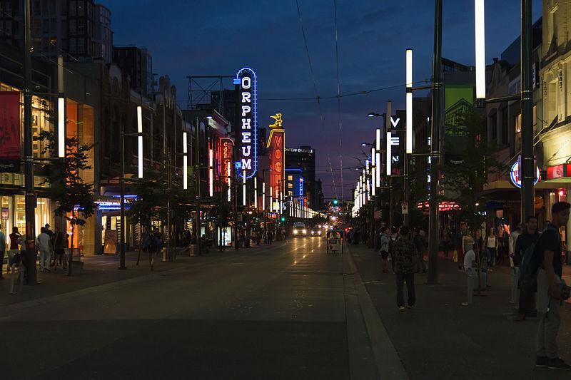 Onde comprar eletrônicos em Vancouver