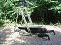 Grasshopper Sculpture - geograph.org.uk - 48089.jpg