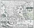 Greece with a part of Anatolia - Randolph Bernard - 1689.jpg