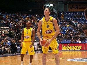 Israel national basketball team - Yaniv Green