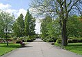 Greenhead Park - Main Avenue - Trinity Street - geograph.org.uk - 800874.jpg