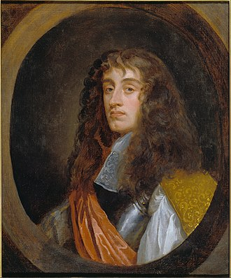 Samuel Johnson (pamphleteer) - James II as Duke of York (early 1660s) by John Greenhill. The Duke of York, who later ascended the throne as James II of England, was criticised by Johnson.