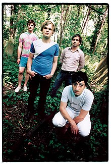 Grizzly Bear en maig de 2006