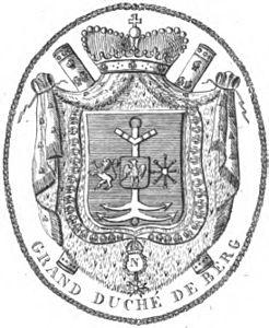 Grossherzogtum Berg Staatssiegel AGE V22 1807.jpg