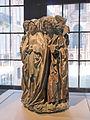 Groupe de la Vierge et de saint Jean au pied de la croix-Musée de l'Œuvre Notre-Dame (2).jpg