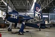 Grumman F8F-1 Bearcat (G-58), Thailand - Air Force AN1641412.jpg