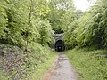 Gt Oxendon Tunnel on National Cycleway No 6 - geograph.org.uk - 762714.jpg
